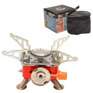 Folding Outdoor Gas Stove