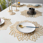 Floral Round Placemat