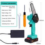 24V Rechargeable Mini Electric Saws