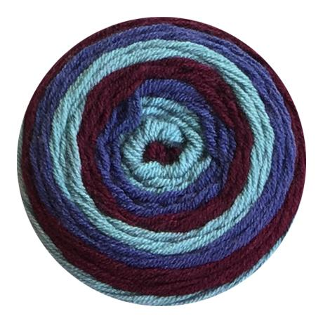 Stylecraft, Special Candy Swirl, Very Berry,150g.