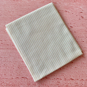 Fat Quarter, Light Brown Stripes