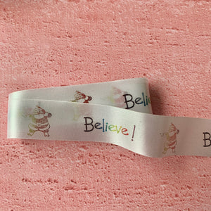 Christmas Ribbon, Believe