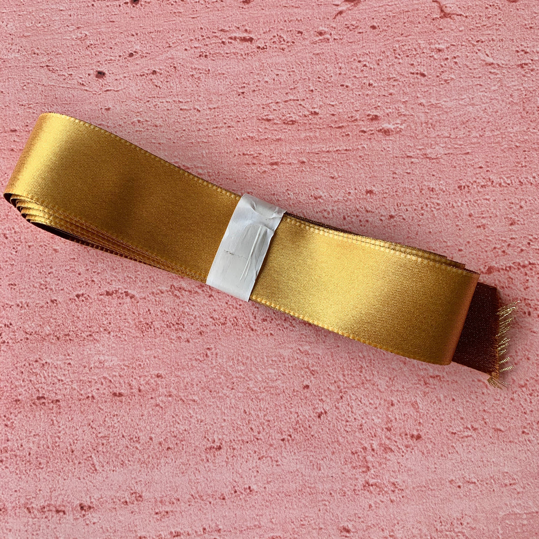 Golds Coloured Ribbon
