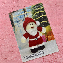 Load image into Gallery viewer, Knitting By Post, Young Santa