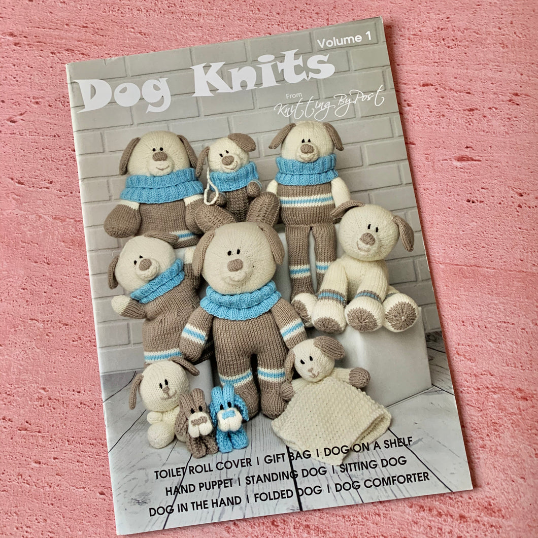 Knitting By Post, Dog Knits Volume 1