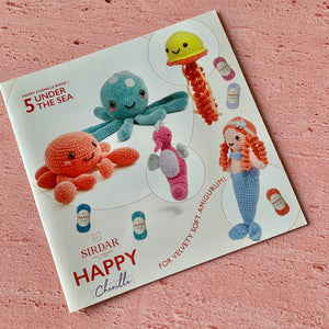 Happy Chenille Book 1, Under The Sea