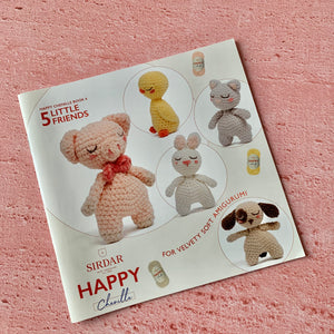 Happy Chenille Book 4, Little Friends