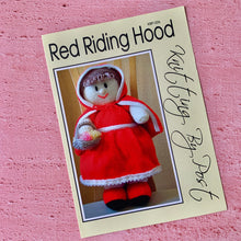 Load image into Gallery viewer, Knitting By Post,Red Riding Hood