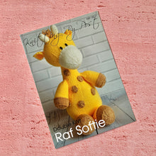 Load image into Gallery viewer, Knitting By post, Raf Softie
