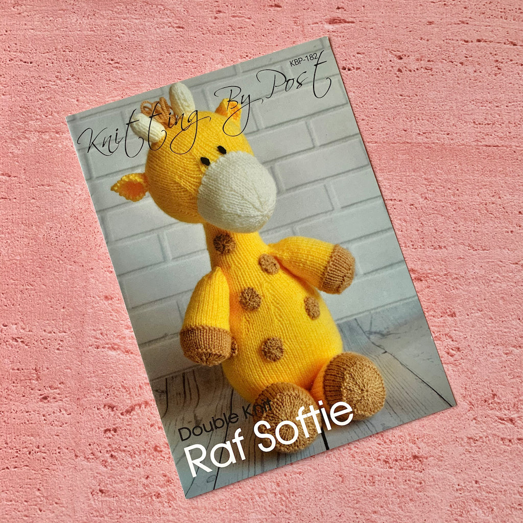 Knitting By post, Raf Softie