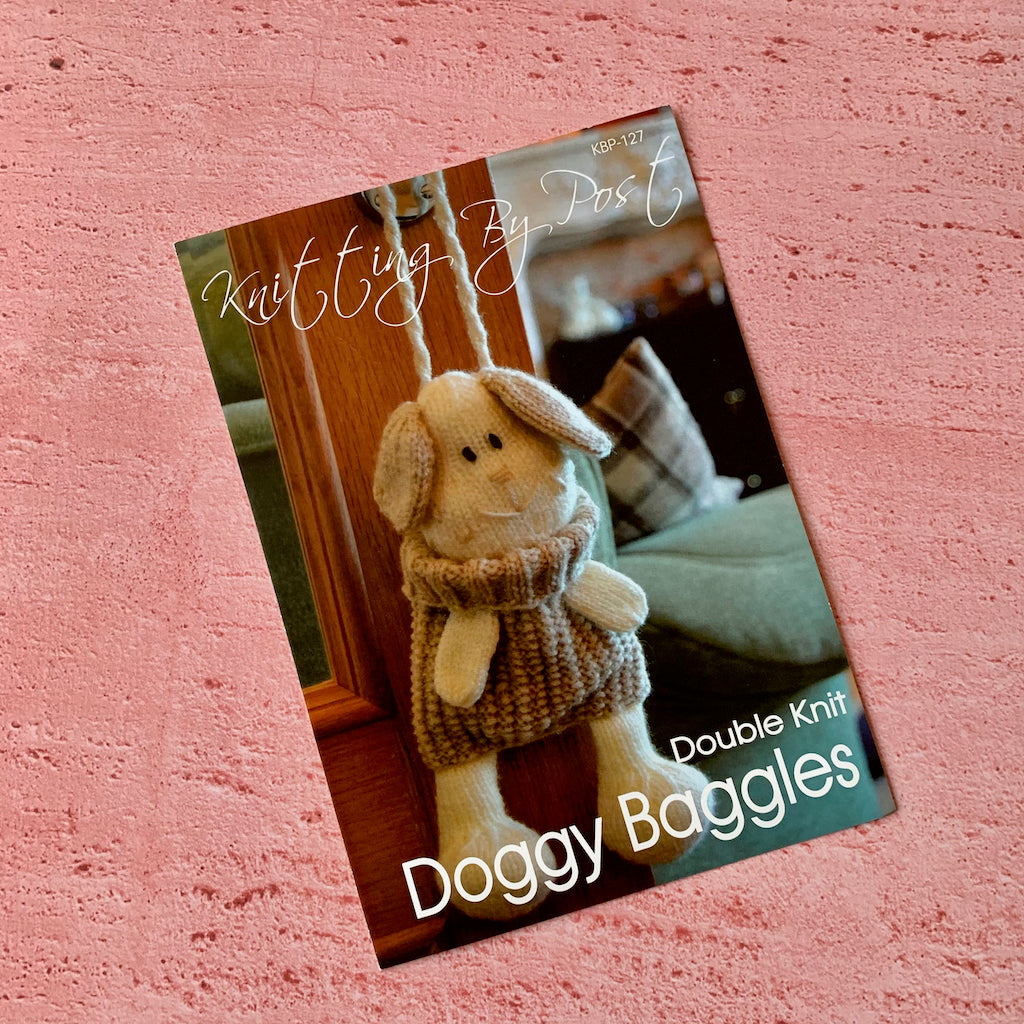 Knitting By Post, Doggy Baggles