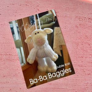Knitting By Post, Ba-Ba Baggles