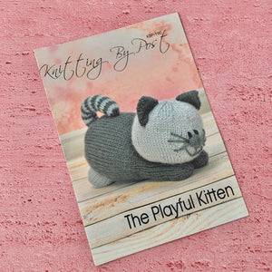 Knitting By Post, The Playful Kitten