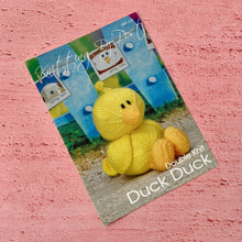 Load image into Gallery viewer, Knitting By Post, Duck Duck