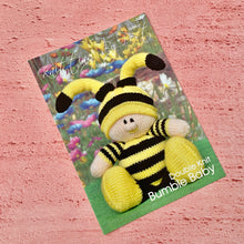 Load image into Gallery viewer, Knitting By Post, Bumble Baby