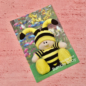 Knitting By Post, Bumble Baby