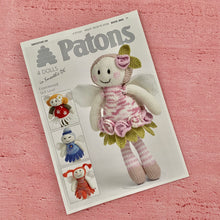 Load image into Gallery viewer, Patons, Book 3806, 4 Dolls