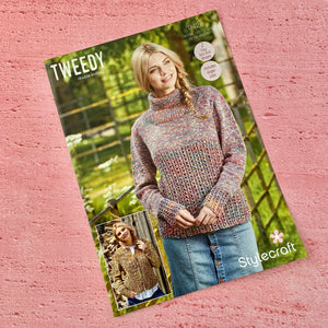 Stylecraft Knitting Pattern 9428