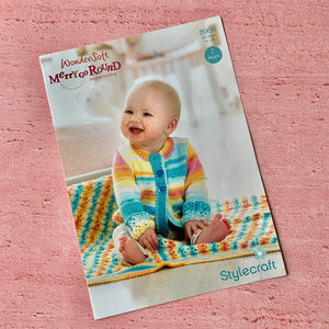 Stylecraft, Knitting Pattern 8968