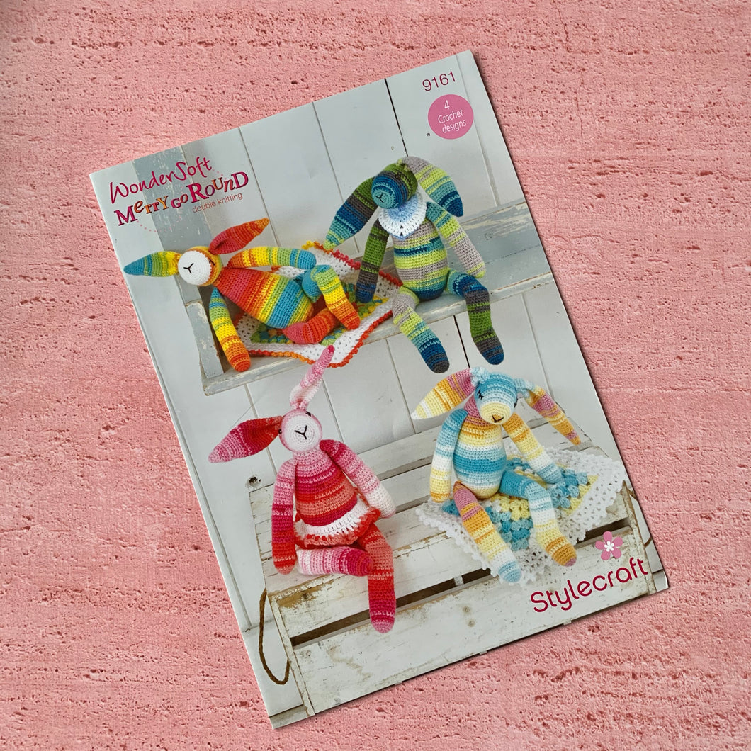 stylecraft, Crochet ,Pattern 9161