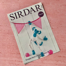 Load image into Gallery viewer, Sirdar,  Crochet Pattern 5156, Monkey