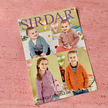 Load image into Gallery viewer, Sirdar, Knitting Pattern 4926, Cardigans