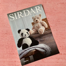 Load image into Gallery viewer, Sirdar Knitting Pattern 2495, Panda and Teddy, Alpine