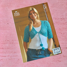 Load image into Gallery viewer, King Cole, Knitting Pattern 2831,