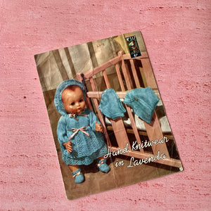 Lister Pattern 317, Dolls Clothes, Used