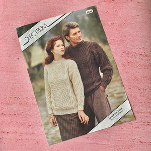 Spectrum, Knitting Pattern 8046
