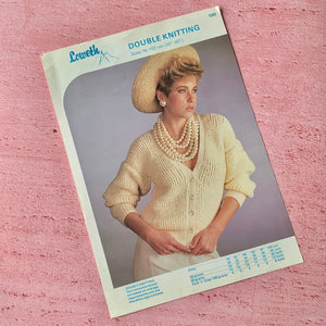 Loweth, Knitting Pattern 590