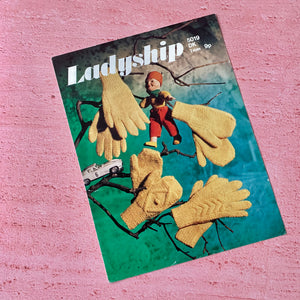 Ladyship, Knitting Pattern 5019