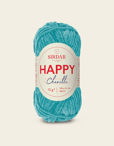 Sirdar, Happy Chenille, 50g, Surfs Up