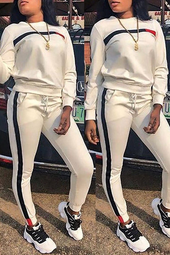 Casual long Sleeve Two Piece Sets - MISSINSTYLE