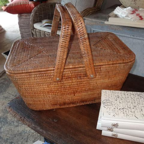 Winfield Picnic Basket