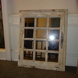 Small French Window