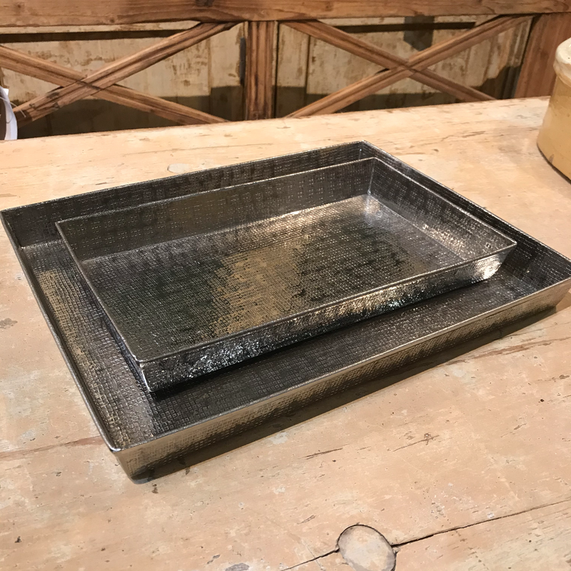 Set of Two Trays - Buren Collection
