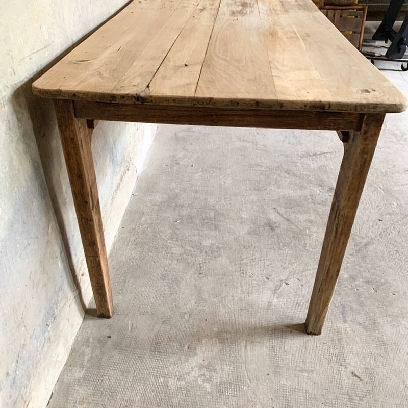 1830's Oak Farm Table
