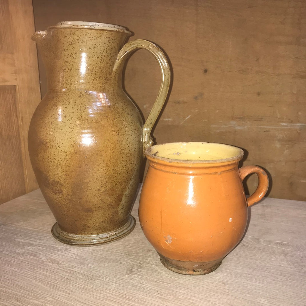 Ceramic Pots (Large and Small)