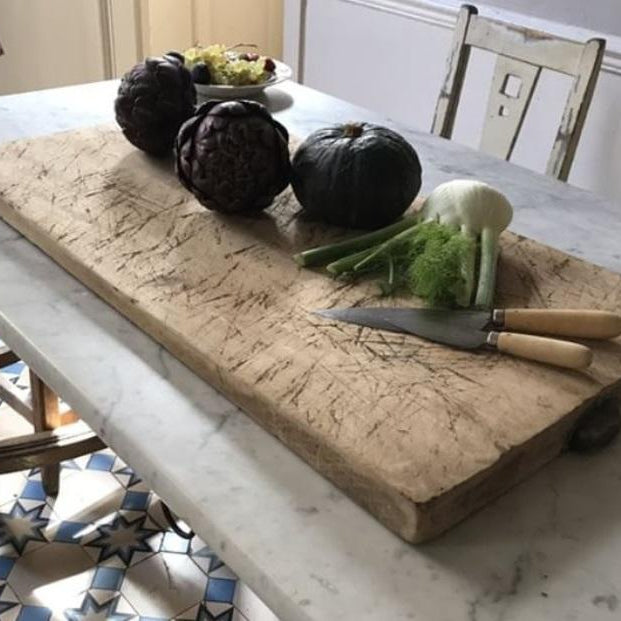 Huge Cutting Board with 2 Handles