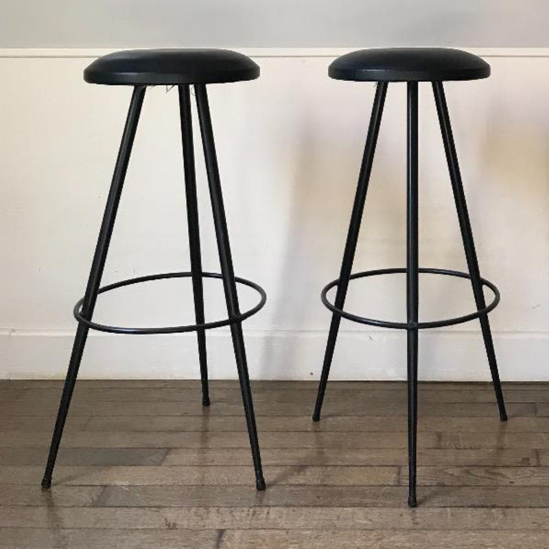 Chic Metal Barstool