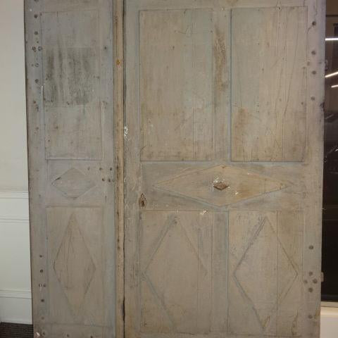 Diamond Entry Door