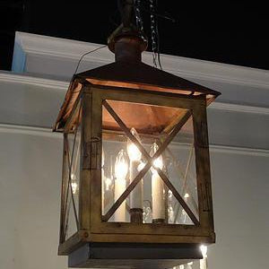 Mixed Lantern from France