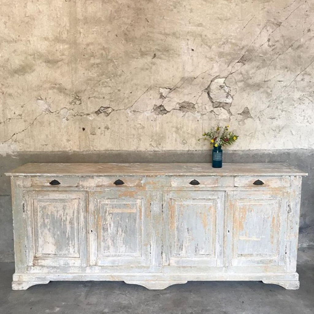 Louis Phillipe Sideboard with Original Patina
