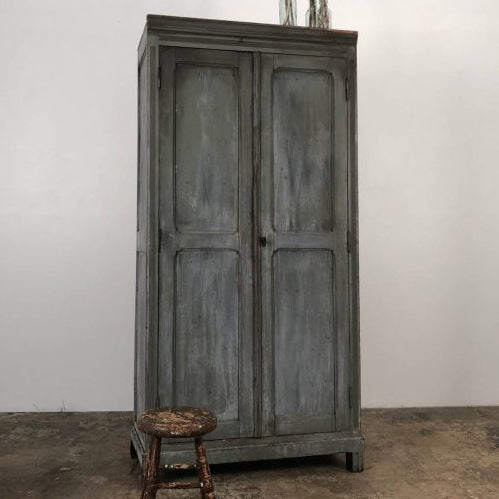 Painted Cupboard WWI
