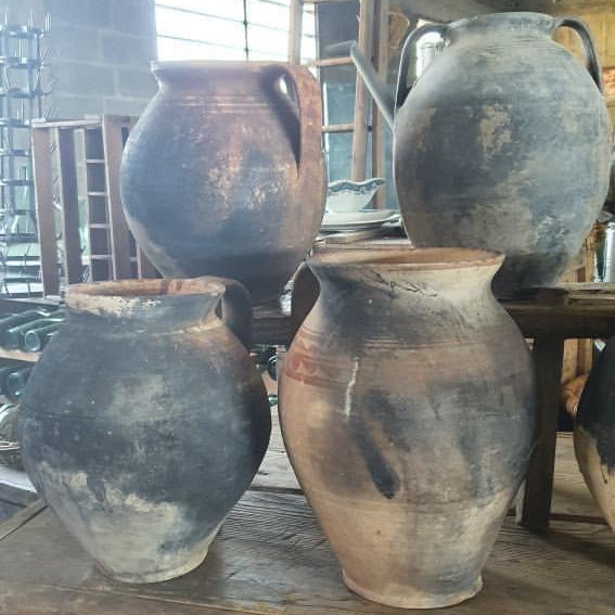 Large Burning Pots