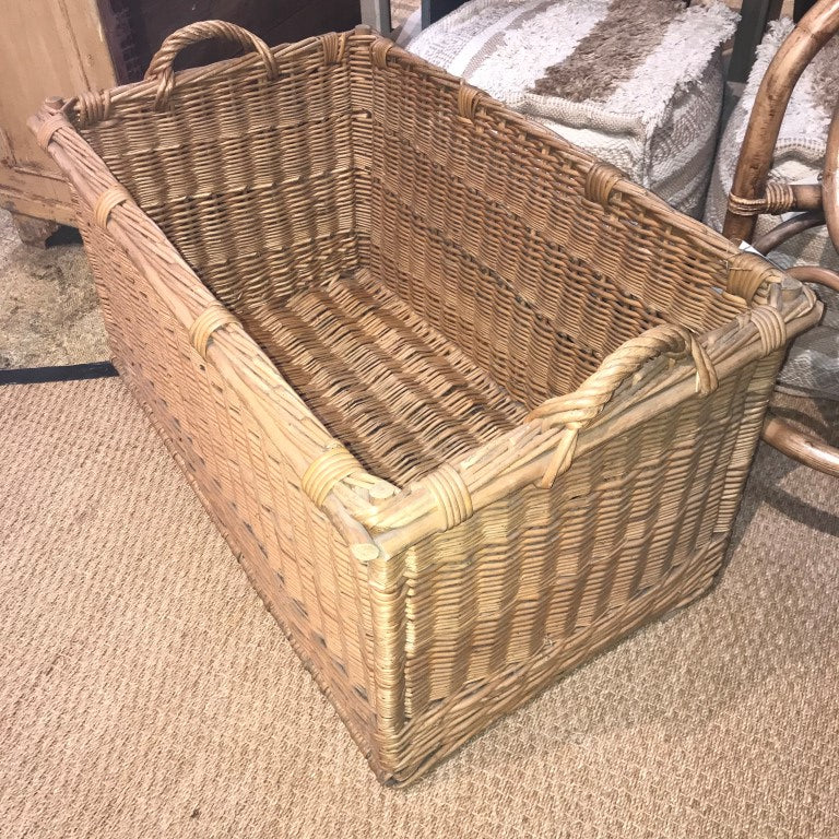 Huge Wicker Basket