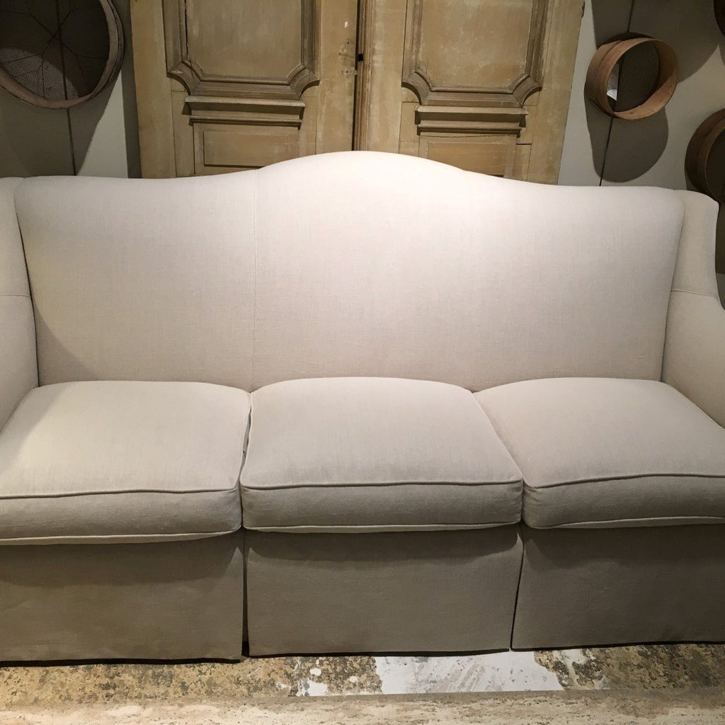 Camel Back Sofa, Camel