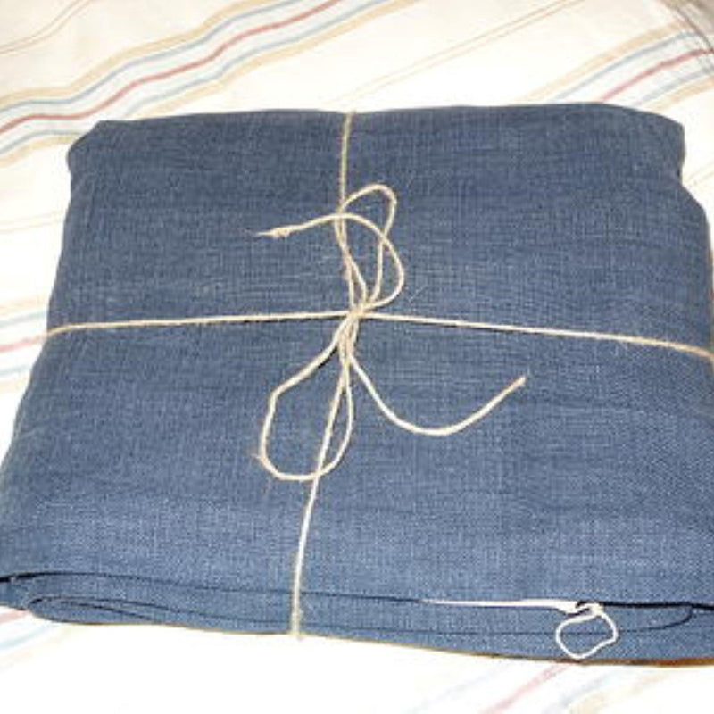 Napoli Vintage Blanket in Navy