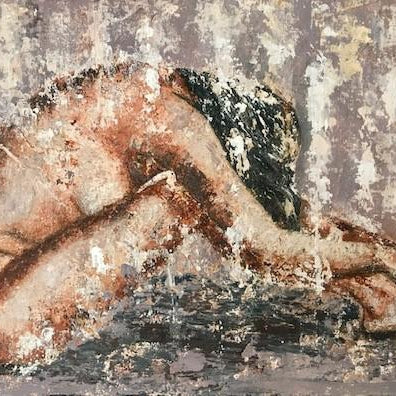 Painting (Nude) French Artist - Joy Jourdet